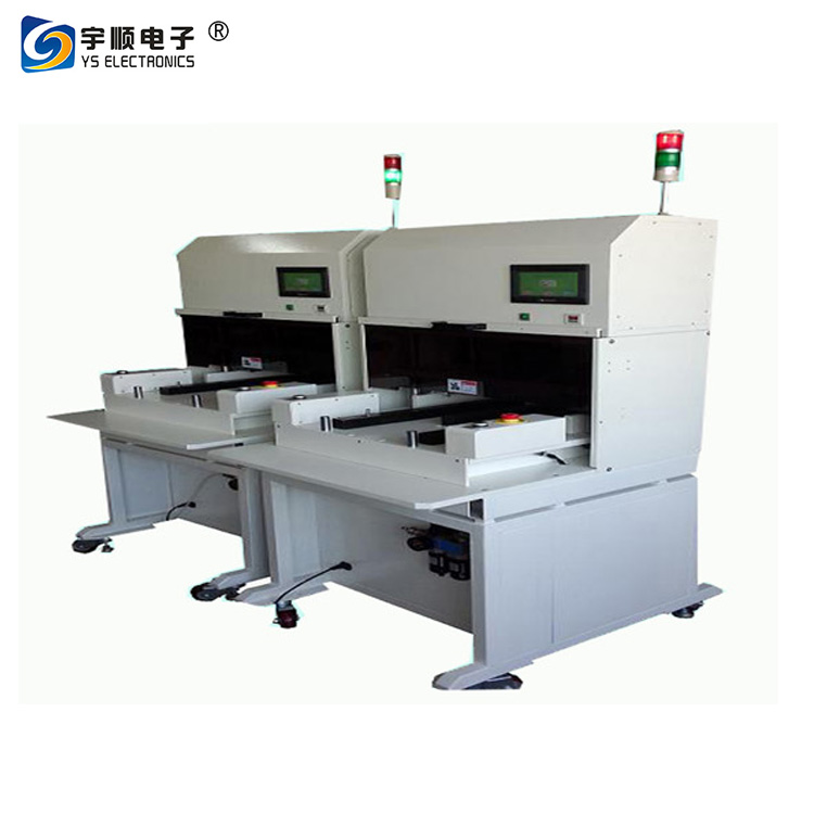 PCB cutting Pcb Routing Machines 3-30t Punching Force Pcb Punch With 0.5-0.7mpa Working Air Pressure pcb separator