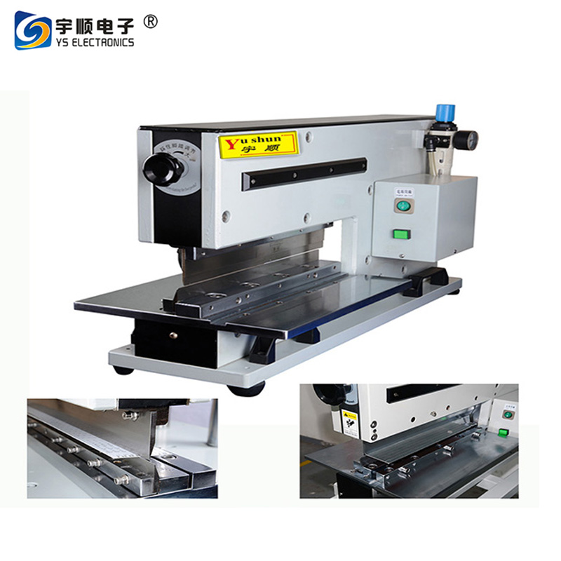 Electronic MCPCB Circuit Boards Cutter Small And Large Pre-scored PCB mobile charger pcb cutter machine